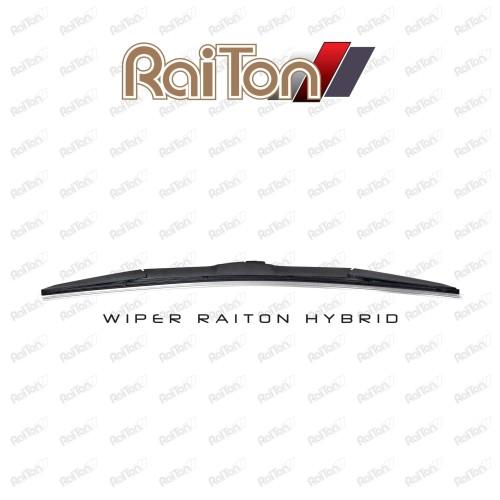 "Foto Produk Raiton Wiper Hybrid Sepasang Kaca Depan Mobil All New Pajero 20"" & 20"" dari Raiton"