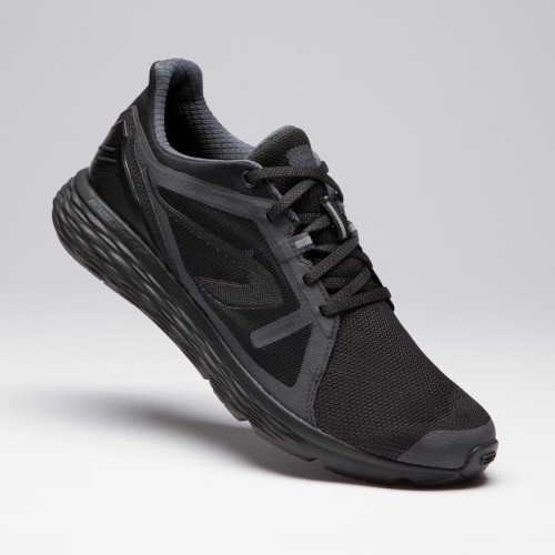 Foto Produk Kalenji Sepatu Lari Hitam Pria Run Comfort Decathlon - 8488646 - 42 dari Decathlon Indonesia