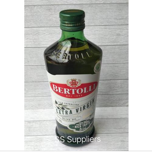 Foto Produk Minyak Zaitun Extra Virgin Olive Oil Bertolli 1 LTR Best Seller ! dari SS Suppliers F&B Jakarta
