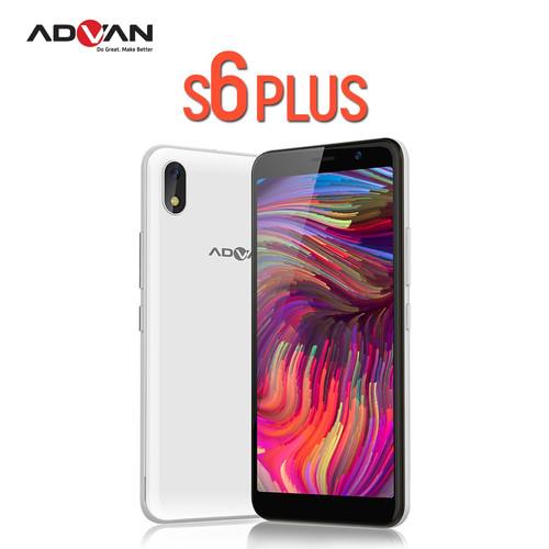 Foto Produk Advan S6 Plus 5.5 inci 1 GB 8 GB - Putih dari Advan Official Store