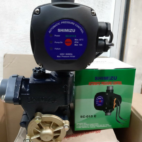 Jual Mesin Pompa Air Booster Pendorong Shimizu Ps116 Otomatis Apc Kota Bekasi Arto Jaya Technik Tokopedia