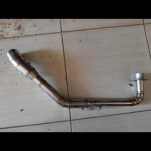 Foto Produk leheran knalpot motor bebek underbone jupipter vega dll dari bintangbaru800