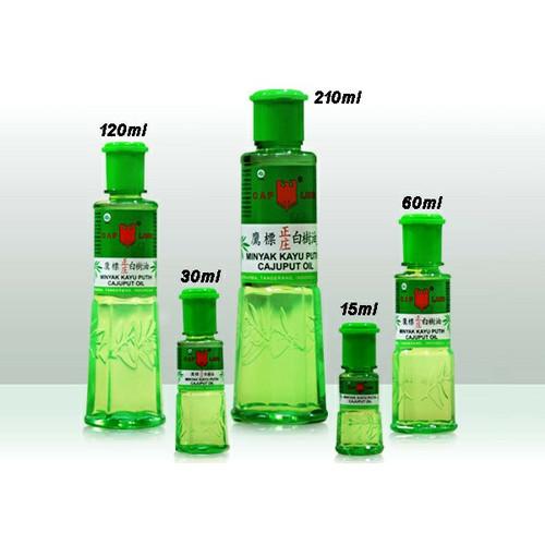 Foto Produk Minyak Kayu Putih Cap Lang / Caplang 100% ORIGINAL / EXP 2023 - 15 ml dari Condet online store