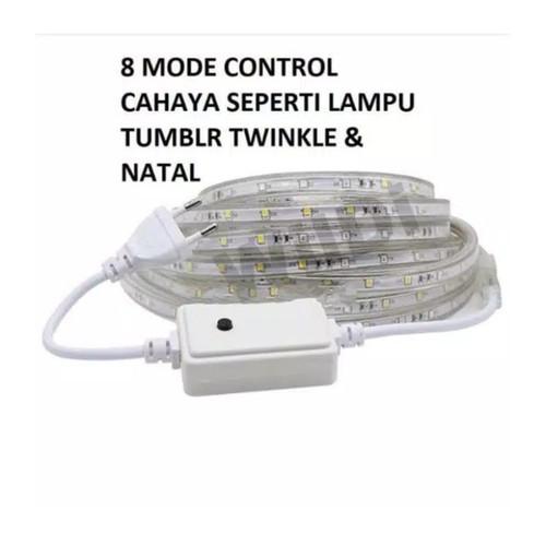 Foto Produk lampu led strip selang 10 meter warna warni waterproof dari suparmi shop