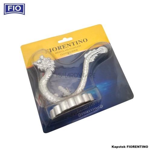 Foto Produk Gantungan Baju / Gantungan Handuk / Clothes Hook / Fiorentino 068-1 dari Aneka Hardware Bekasi