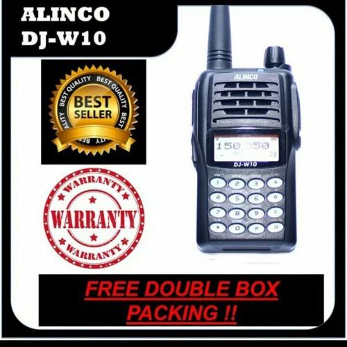 Foto Produk HT Alinco DJ W 10 dari Bandar Ht