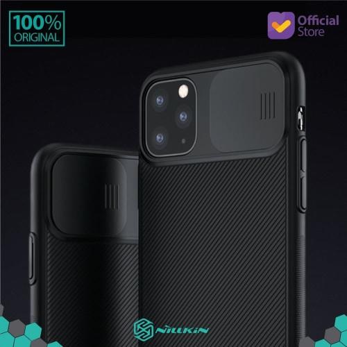 "Foto Produk Case iPhone 11 Pro Max (6.5"") Nillkin CamShield - Black dari Nillkin Official"