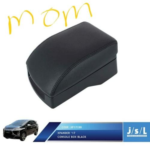 Foto Produk JSL Console Box Armrest Hitam Black Xpander Cross dari Mega Oriental Motor