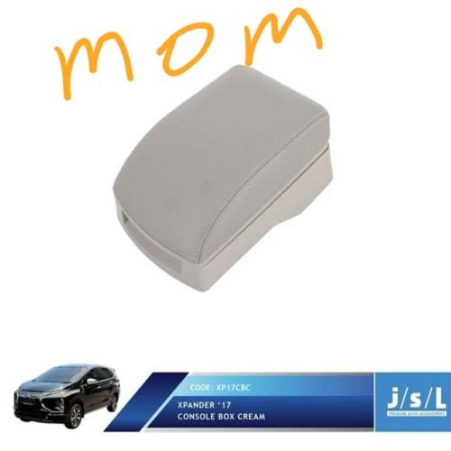 Foto Produk JSL Console Box Armrest Beige Cream Krem Xpander dari Mega Oriental Motor