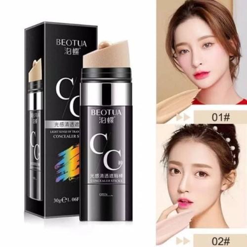 Foto Produk BEOTUA CC Concealer Stick Tahan Air Tahan Lama Cream Cushion dari Bursa Cosmetik Murah