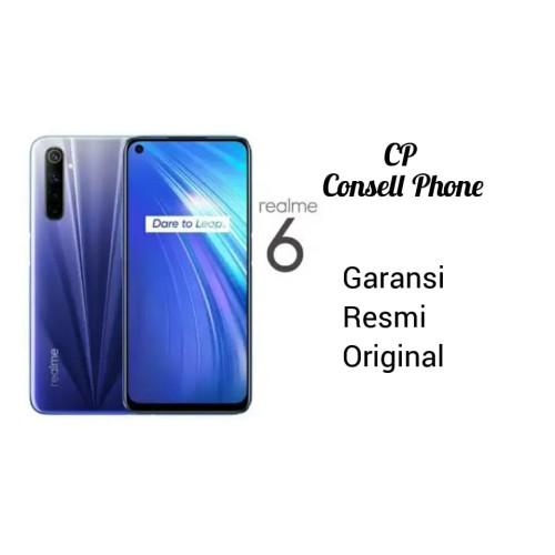 Foto Produk Realme 6 8/128 Garansi Resmi dari consell phone