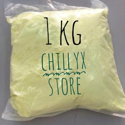 Foto Produk Sulfur/Sulphur/Belerang Powder Murni 1KG Harga Termurah dari Chillyx Store