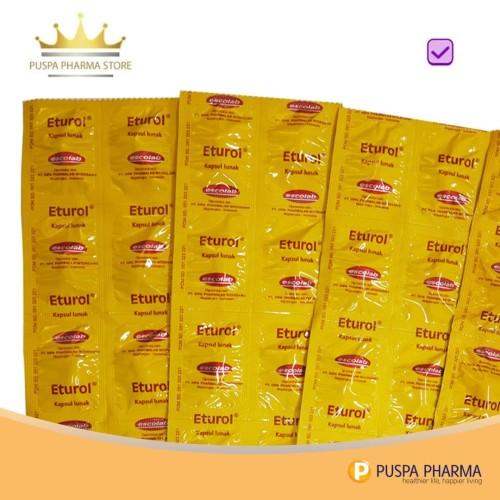 Foto Produk Eturol (Strip) - Suplementasi vitamin E dari Puspa Pharma Store