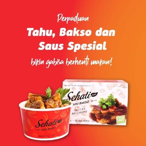 Foto Produk TAHU BAKSO SEHATI dari TAHU BAKSO SEHATI
