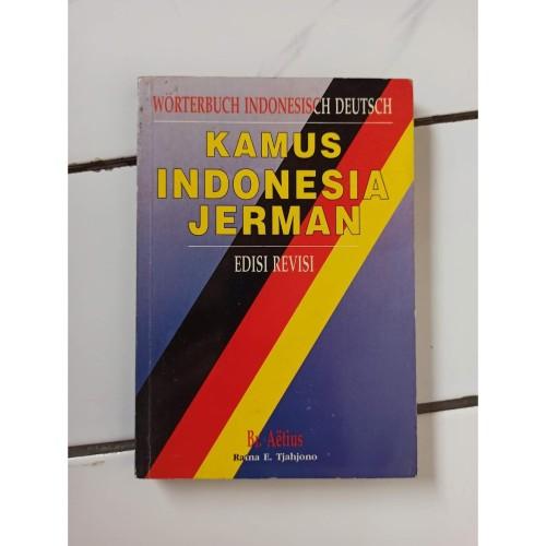 Foto Produk Kamus Bekas Indonesia Jerman Edisi Revisi dari Toko Buku Bekas Aksiku