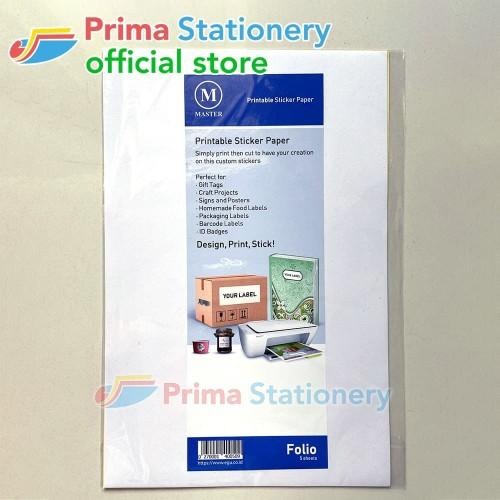 Foto Produk Paper Sticker Folio dari Prima Stationery