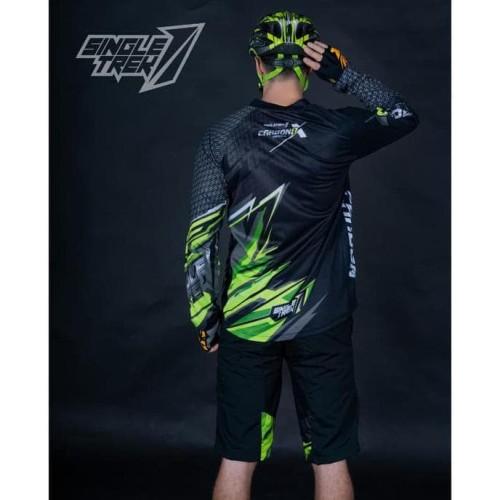 Foto Produk HOT SALE Jersey sepeda STR Carbon XC Sleting Super Adem dijamin dari jastinviara shop