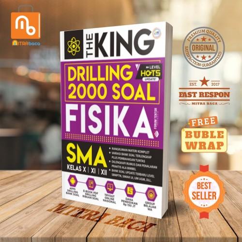 Foto Produk THE KING DRILLING 2000 SOAL FISIKA SMA dari MITRA BACA