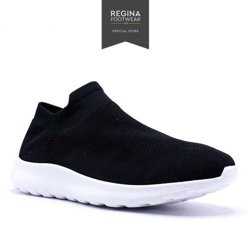 Foto Produk Faster Sports - Sepatu Sneakers Slip On Pria 1905-525 M Size 40-45 - Abu-abu, 40 dari Regina Footwear Kids