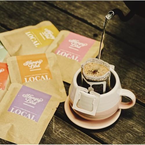 Foto Produk Coffee Drip Series - Local dari Hungry Bird Coffee