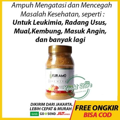 Foto Produk Kuramo Jahe Merah untuk Leukimia Radang Usus Mual Bukan Amanah Cangkir dari Keight Store