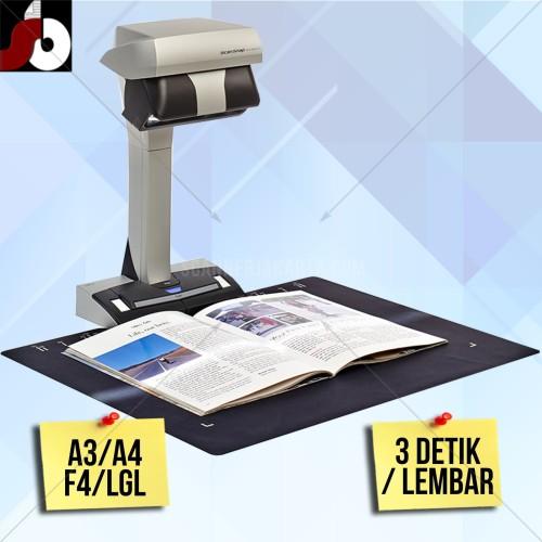 Foto Produk Scanner Buku - Fujitsu Scansnap SV600 dari scanner bandung