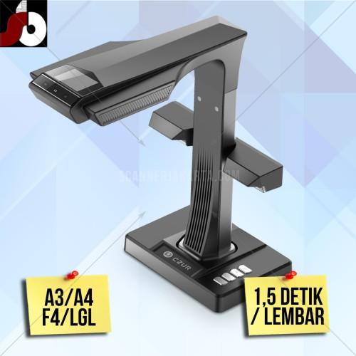 Foto Produk scanner buku CZUR ET16 Plus - A3 dari scanner bandung