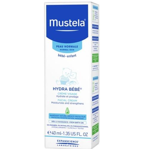 Foto Produk MUSTELA HYDRA FACIAL CREAM 40ML dari Mothercare ELC Official