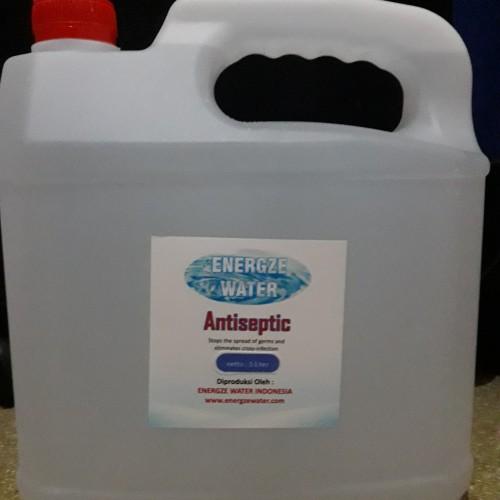 Foto Produk Antiseptic Energze Water 5 Liter dari energzewatercom