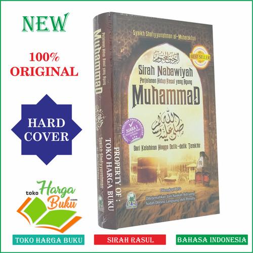 Foto Produk Sirah Nabawiyah Perjalanan Hidup Rasul Yang Agung Muhammad dari Toko Harga Buku