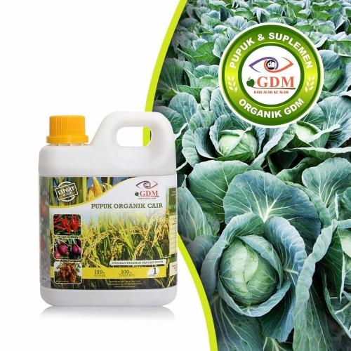 Foto Produk GDM Pupuk Organik Cair untuk Tanaman Pangan Sayur dari GDM Official Store