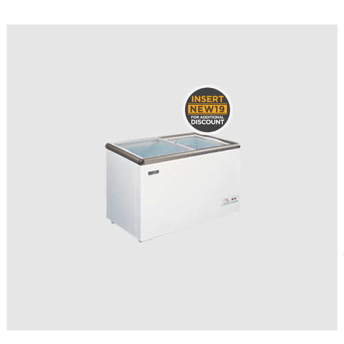 Foto Produk Sliding Glass Freezer Modena Conserva MC 0310 dari BB ELECTRONIC