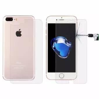 Foto Produk ANTI GORES TEMPERED GLASS DEPAN BELAKANG IPHONE 7+ 7 PLUS 8+ 8 PLUS dari Platinum mobile phone