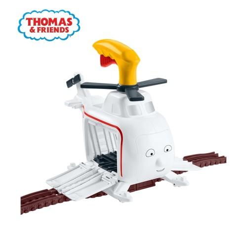 Foto Produk Thomas and Friends Press 'n Spin Harold Helicopter - Mainan Anak dari Thomas & Friends