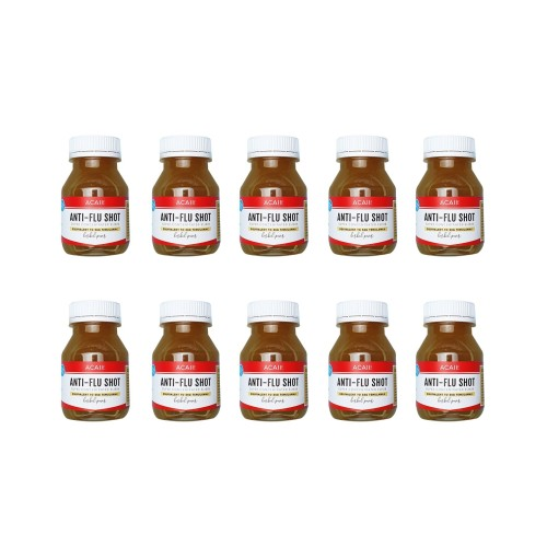 Foto Produk Acaii Tea 10 Anti-flu Shot Package (10x125ml) dari Acaii Tea Official Shop
