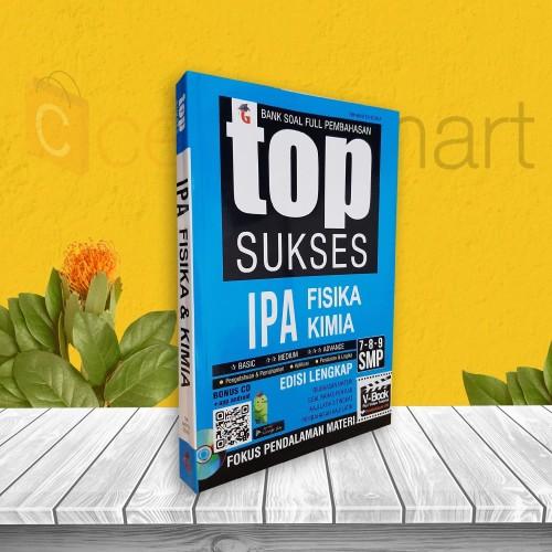 Foto Produk TOP SUKSES IPA FISIKA & KIMIA SMP KL 7-8-9 dari cerdas media