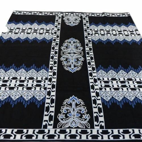 Foto Produk Sarung Hadroh Sarung Modern Sarung Mahda Sarung Wadimor Sarung Batik - Biru dari fashion muslim RA