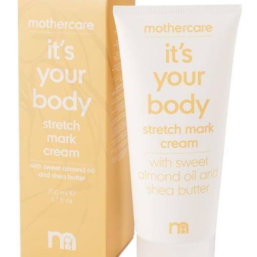 Foto Produk Mothercare Your Body Stretch Mark Cream - 200ml - 354361 dari Mothercare Official Shop