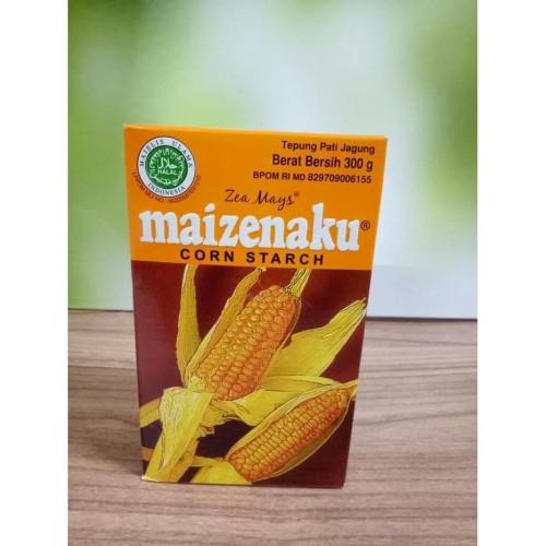 Foto Produk Maizenaku Tepung Jagung Corn Flour Corn Starch Maizena 300 gr dari VonMei