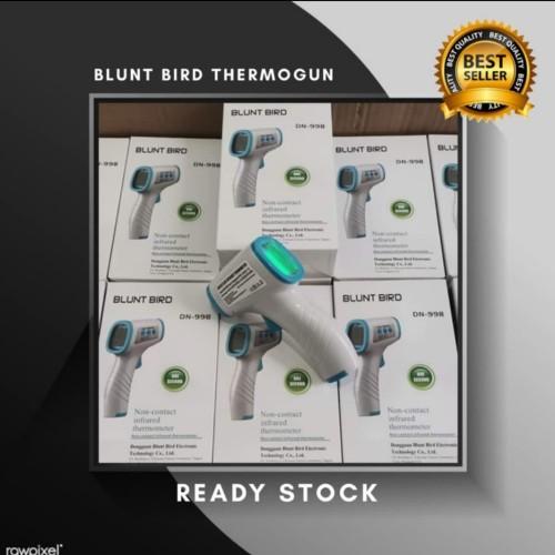 Foto Produk Termometer digital infrared suhu badan thermo gun dari EJ shoppe