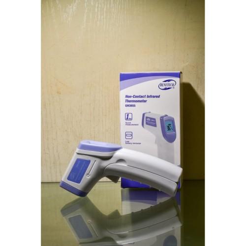 Foto Produk Benetech Non-Contact LCD Digital Body Infrared Thermometer GM3655 dari terminal vapor
