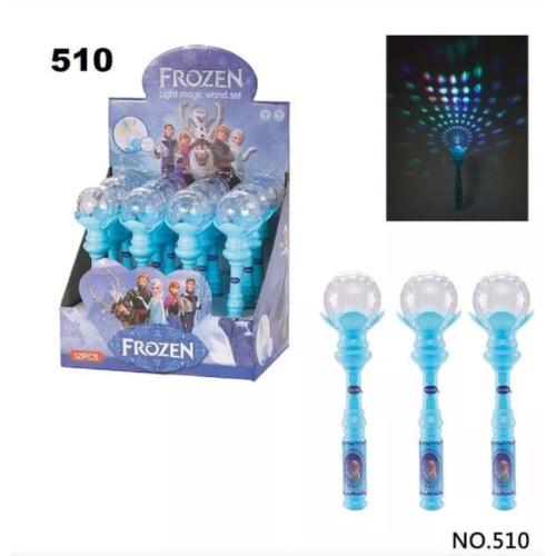 Foto Produk Mainan anak tongkat frozen Elsa- tongkat musik dan lampu WC914 dari trendy-land