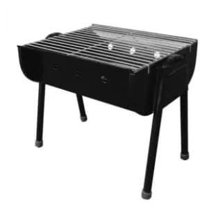 Foto Produk Maspion Multi Square Grill Alat Panggang BBQ / Pemanggang Arang 30cm dari SUN ELECTRIC