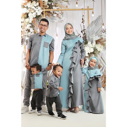 Foto Produk Koko Kids Siera Blue Lengan Panjang - XS dari SimplyMiiOfficial