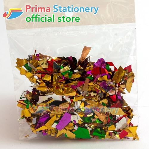 Foto Produk Taburan Kertas Metalik dari Prima Stationery