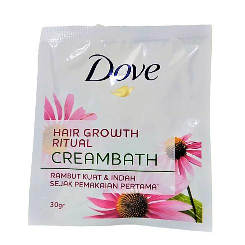 Foto Produk Dove Hair Growth Ritual Creambath [30 g/Sachet] dari Semi Grosir-Mart