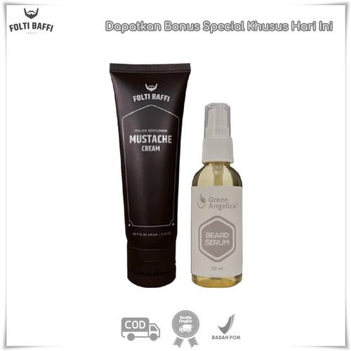 Foto Produk Folti Baffi Masculine Package Obat Penumbuh Kumis Ampuh dari DELASHA STORE