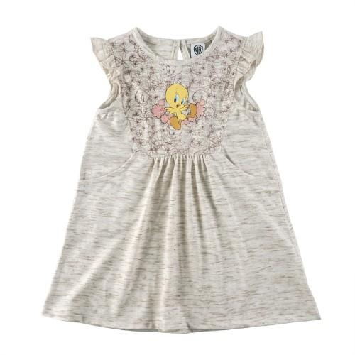 Foto Produk KIDS ICON - Dress Anak Perempuan Looney Tunes Tweety - LG5K0100200 - 3-6 Bulan dari Kids Icon