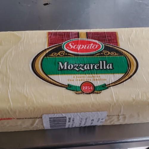 Foto Produk mozzarella cheese saputo 200g dari cubecreamery