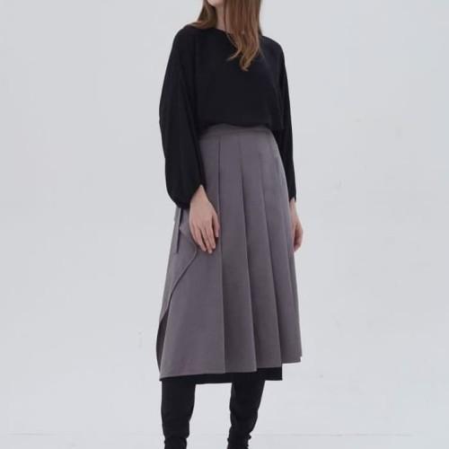 Foto Produk Atasan Tilda Hitam - shop at velvet dari shopatvelvet